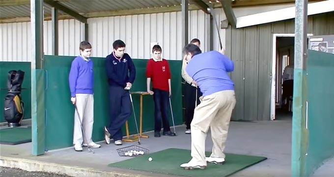 Beginners Golf Lessons Img02
