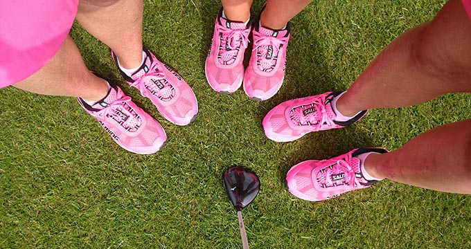 Ladies Group Golf Lessons
