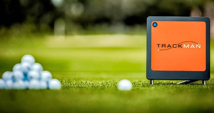 Trackman Pro Golf Lessons